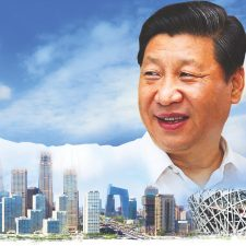 "Chinese President Xi Jinping's new ""Four Comprehensives"" are a rebuke of the West"