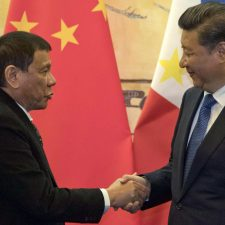 China's Support Indispensable for Philippine President's Domestic Goals