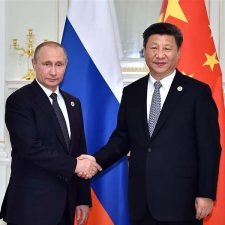 China and Russia – Towards an Economy of Peace?
