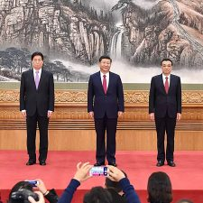 China's New Leadership: 2017–2022 Leaders, Grand Strategy and Policies