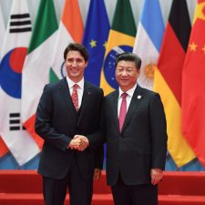 Canada-China Trade Amid NAFTA Friction