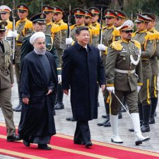Will the Chinese Rise Destroy Pax Americana in the Middle East?