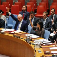 North Korea – UN Security Council's – 15 : 0; – Choking a Country into Submission