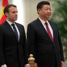 China – and Macron's U-Turn